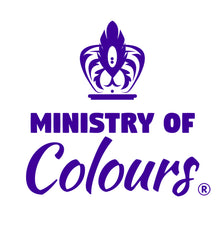 Ministry of Colours - new logo
