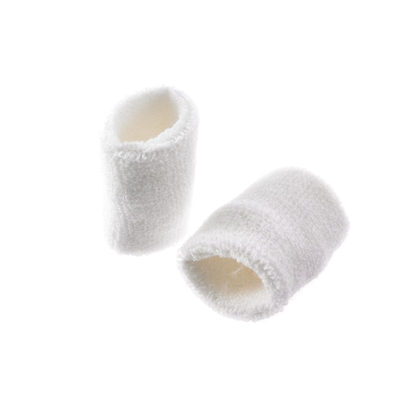 white stretch wristbands
