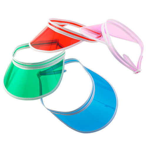Pack of 12 Budget Sunvisors