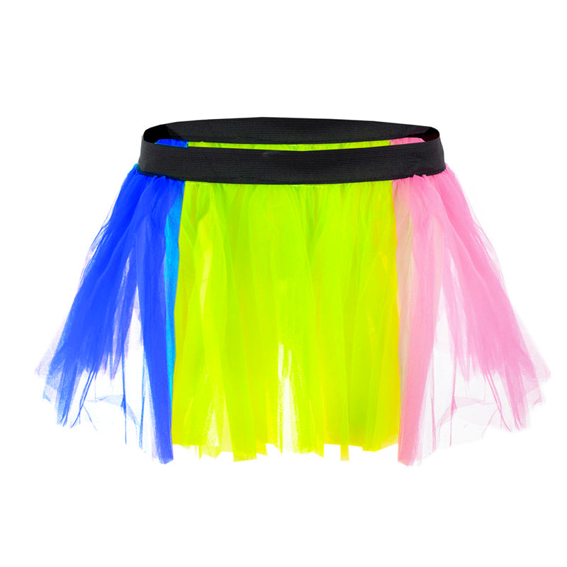 Pack of 10 Multi Colour Tutus