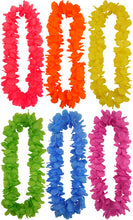colourful leis