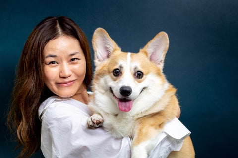 Are vets against raw diets vet and corgi