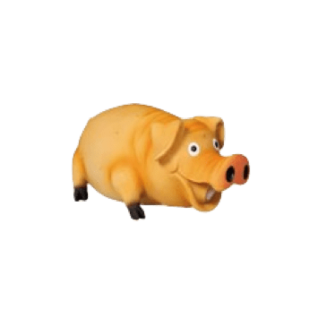K9 <span> Pig with Oink Sound </span> Latex