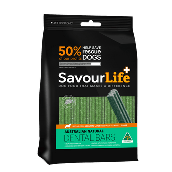 SavourLife <span> Dental Bars </span> Large (5 Bars)