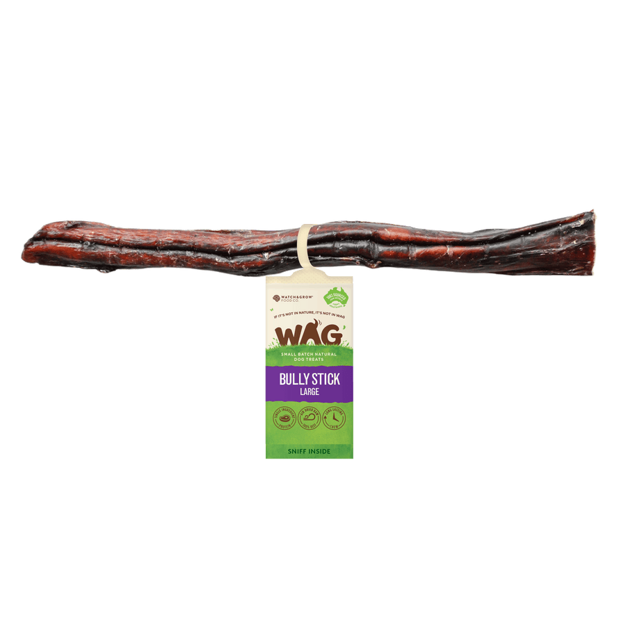 Get Wag - Bully Stick - Multiple Sizes - Petzyo