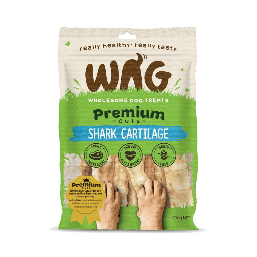 Get Wag - Shark Cartilage - 200g - Petzyo