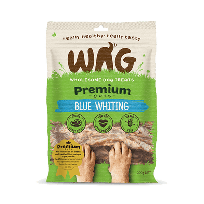 Get Wag Blue Whiting 200g - Petzyo
