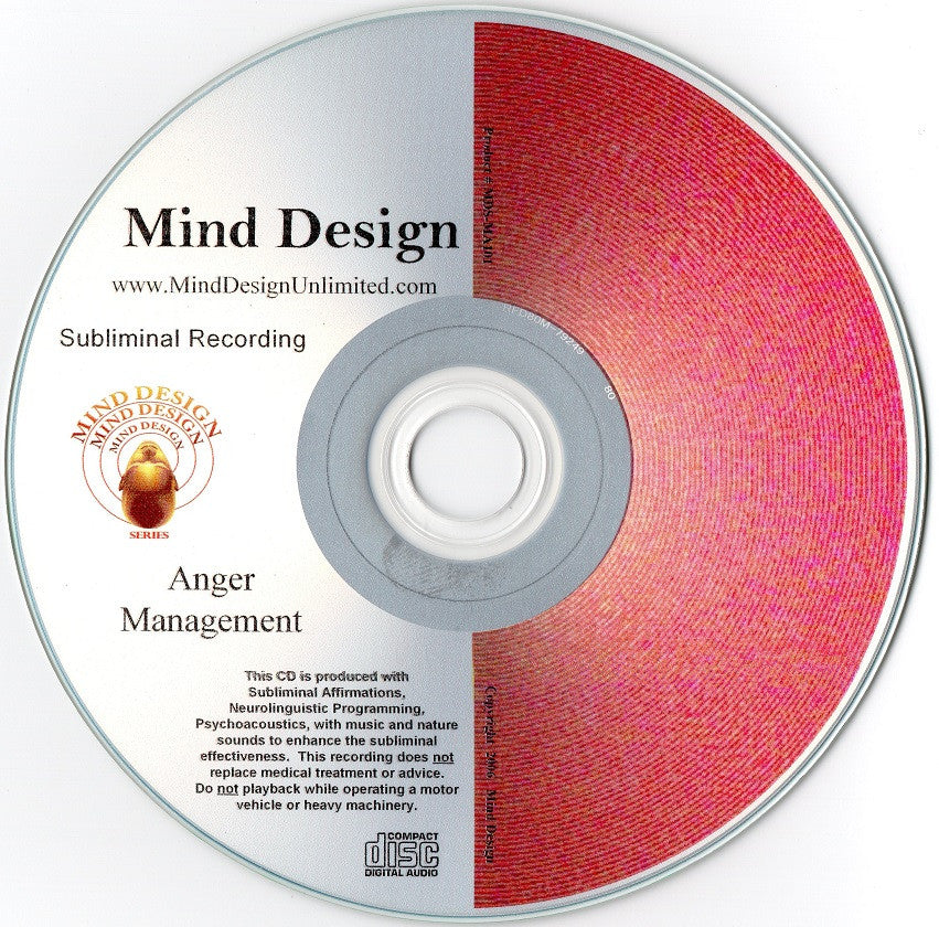 Anger Management - Subliminal Audio Program - Manage Your Anger, Outbursts or Anxiety.