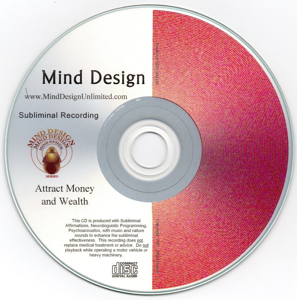 Attract Money and Wealth - Subliminal Audio Program - Gain Wealth and Abundance by Changing Your Mindset and Focus