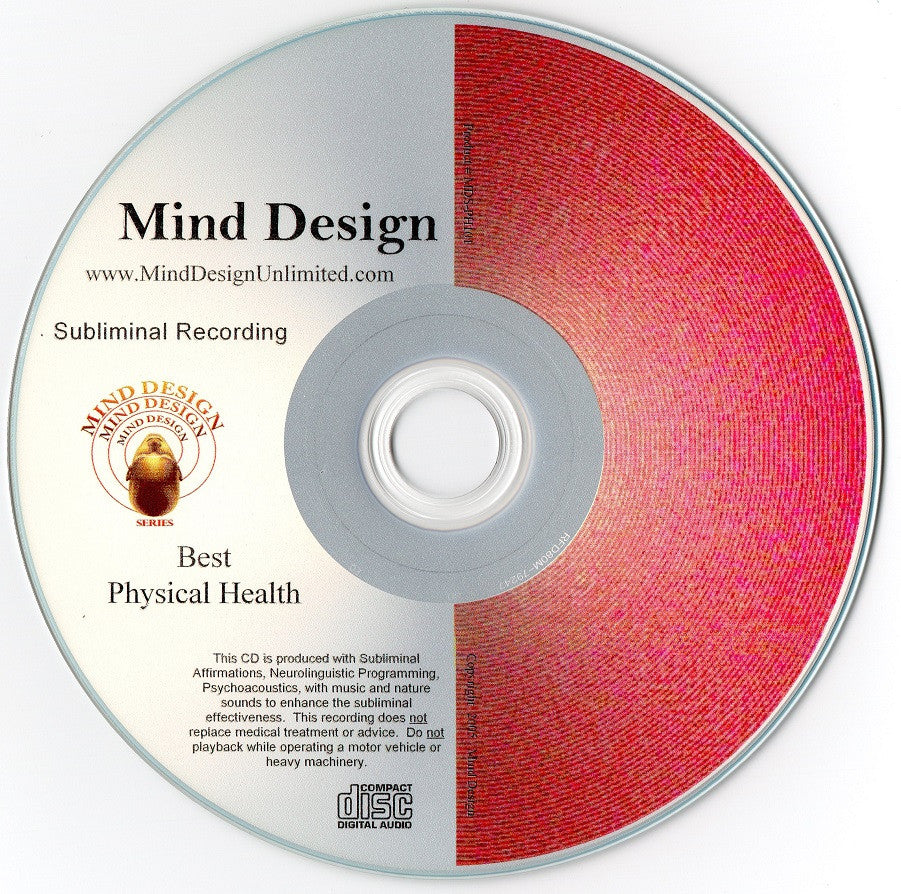 Best Physical Health - Subliminal Audio Program - Improve Your Health and Immune System the All Natural Way!