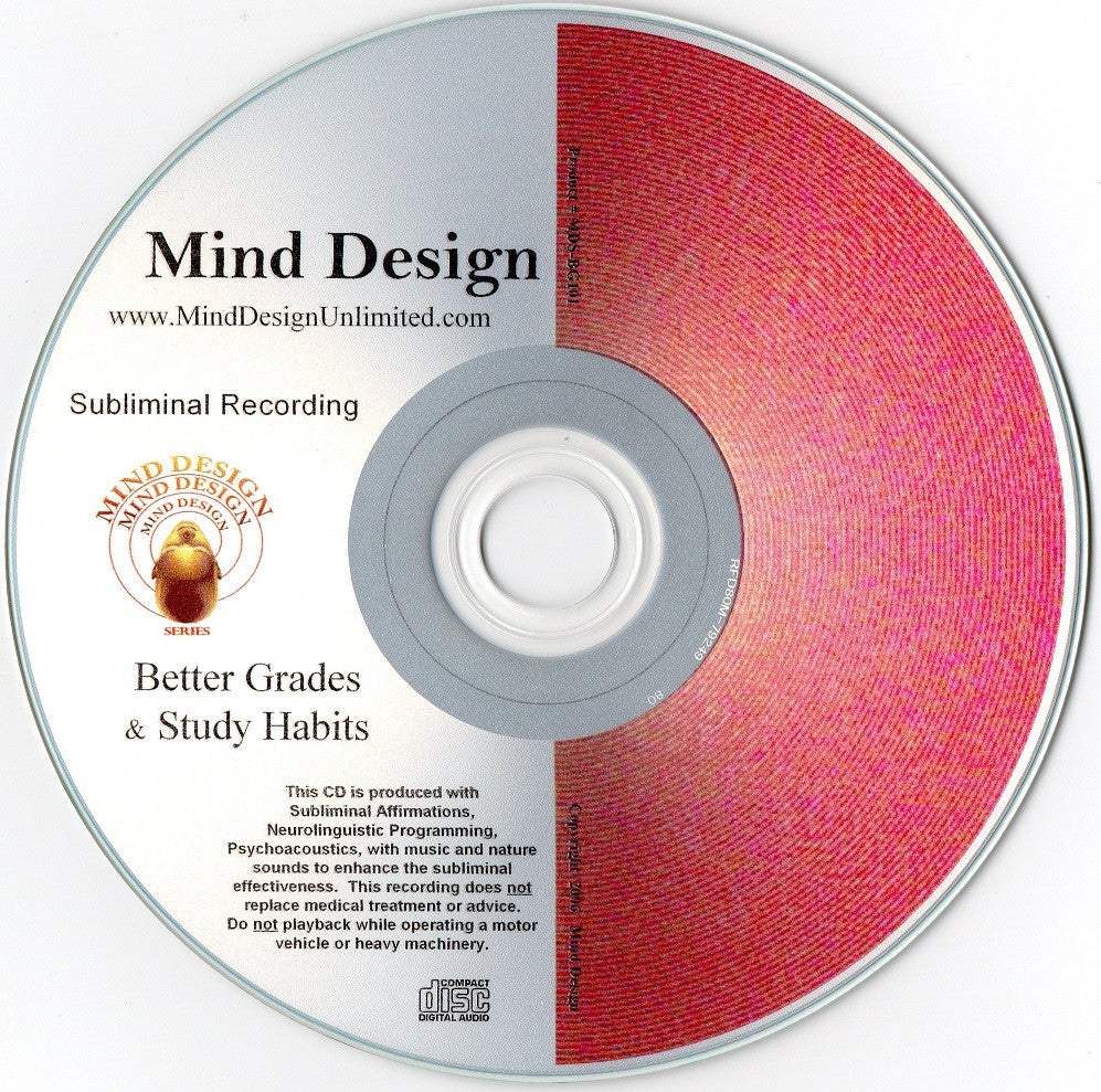 Better Grades and Study Habits - Subliminal Audio Program - Get Better Grades and Be Motived to Study More!!