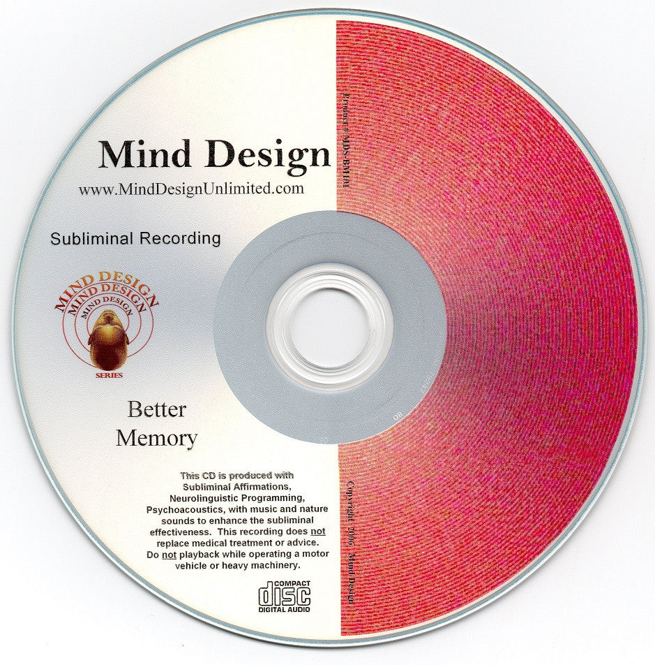 Better Memory - Subliminal Audio Program - Improve and Enhance Your Short and Long Term Memory