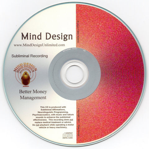 Better Money Management - Subliminal Audio Program - Manage Your Finances and Money Wisely