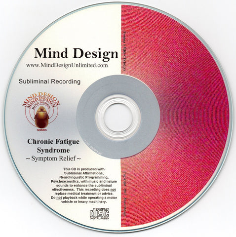 Chronic Fatigue Syndrome - Subliminal Audio Program - Relieve the Symptoms of Chronic Fatigue Syndrome (CFS)
