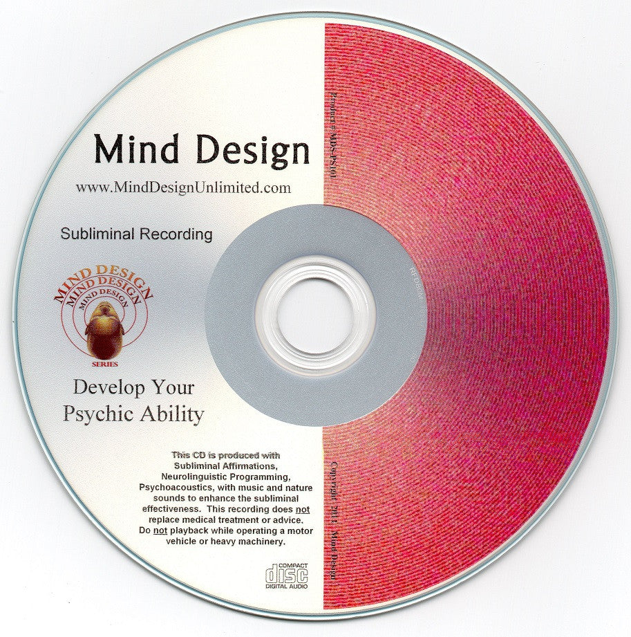 Develop Your Psychic Ability - Subliminal Audio Program - Build Your Psychic Connection, Naturally!