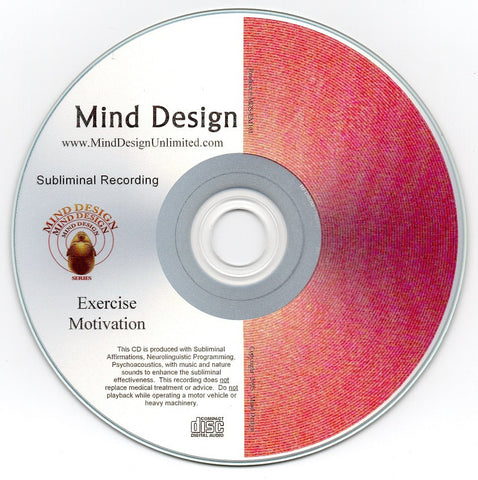 Exercise Motivation - Subliminal Audio Program - Be Motivated and Enjoy Exercise, Naturally!
