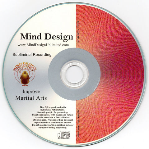 Improve Martial Arts Skills - Subliminal Audio Program - Develop Your Martial Arts Skills and Abilities