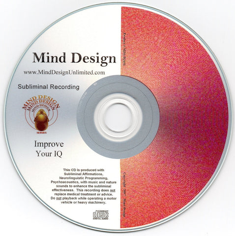 Improve Your IQ - Subliminal Audio Program - Increase Your Intelligence Naturally