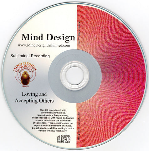 Love and Accept Others - Subliminal Audio Program - Develop Love and Forgiveness for Past and Current Issues