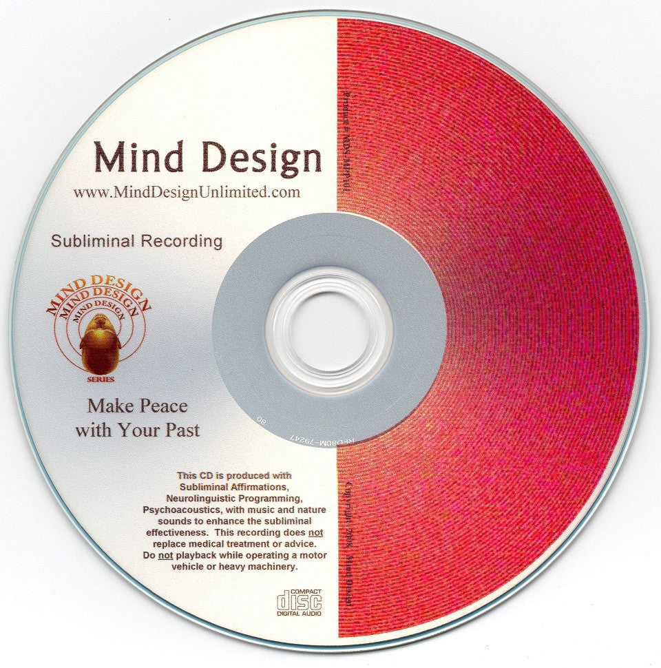 Make Peace With Your Past - Subliminal Audio Program - Resolve Past Issues and Heal Emotional Pain