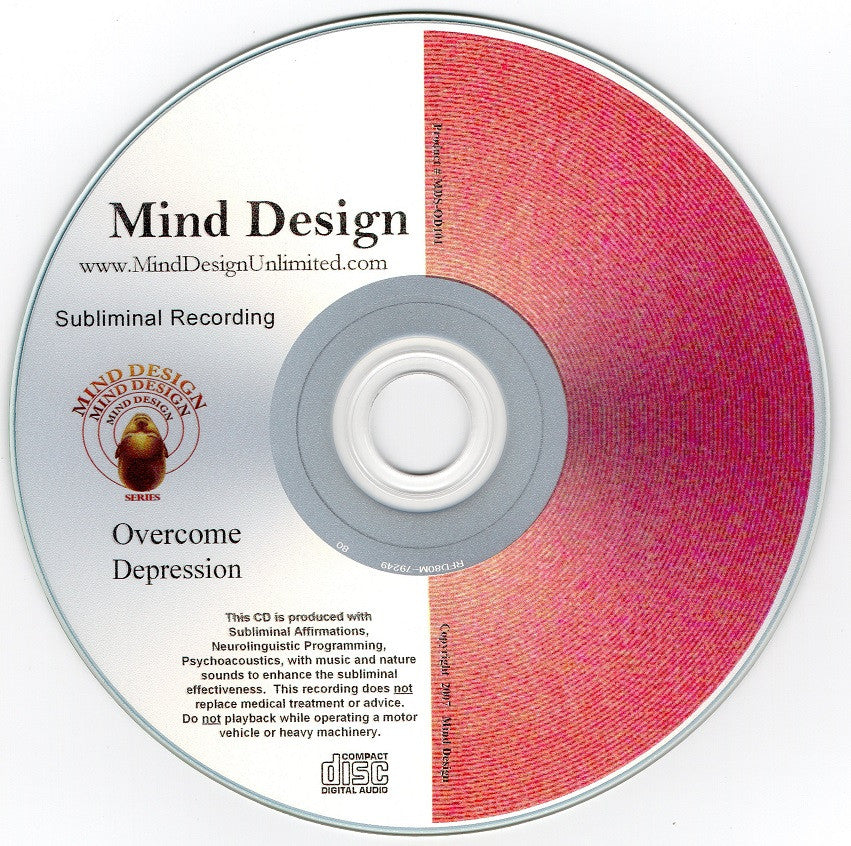 Overcome Depression - Subliminal Audio Program - Beat Depression Naturally!  Simply Relax and Listen.