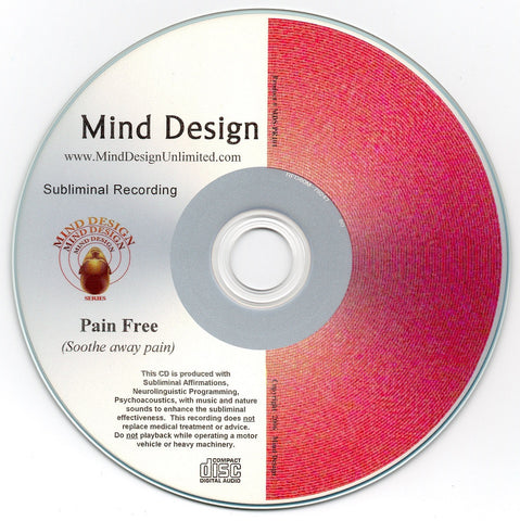 Pain Relief - Subliminal Audio Program - Reduce Pain Naturally and Effectively