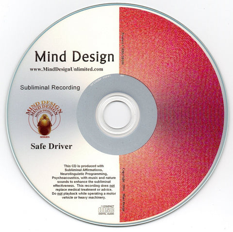 Safe Driver - Subliminal Audio Program - Drive More Safely and Be More Aware