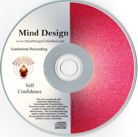 Self Confidence - Subliminal Audio Program - Build Your Self Confidence Naturally