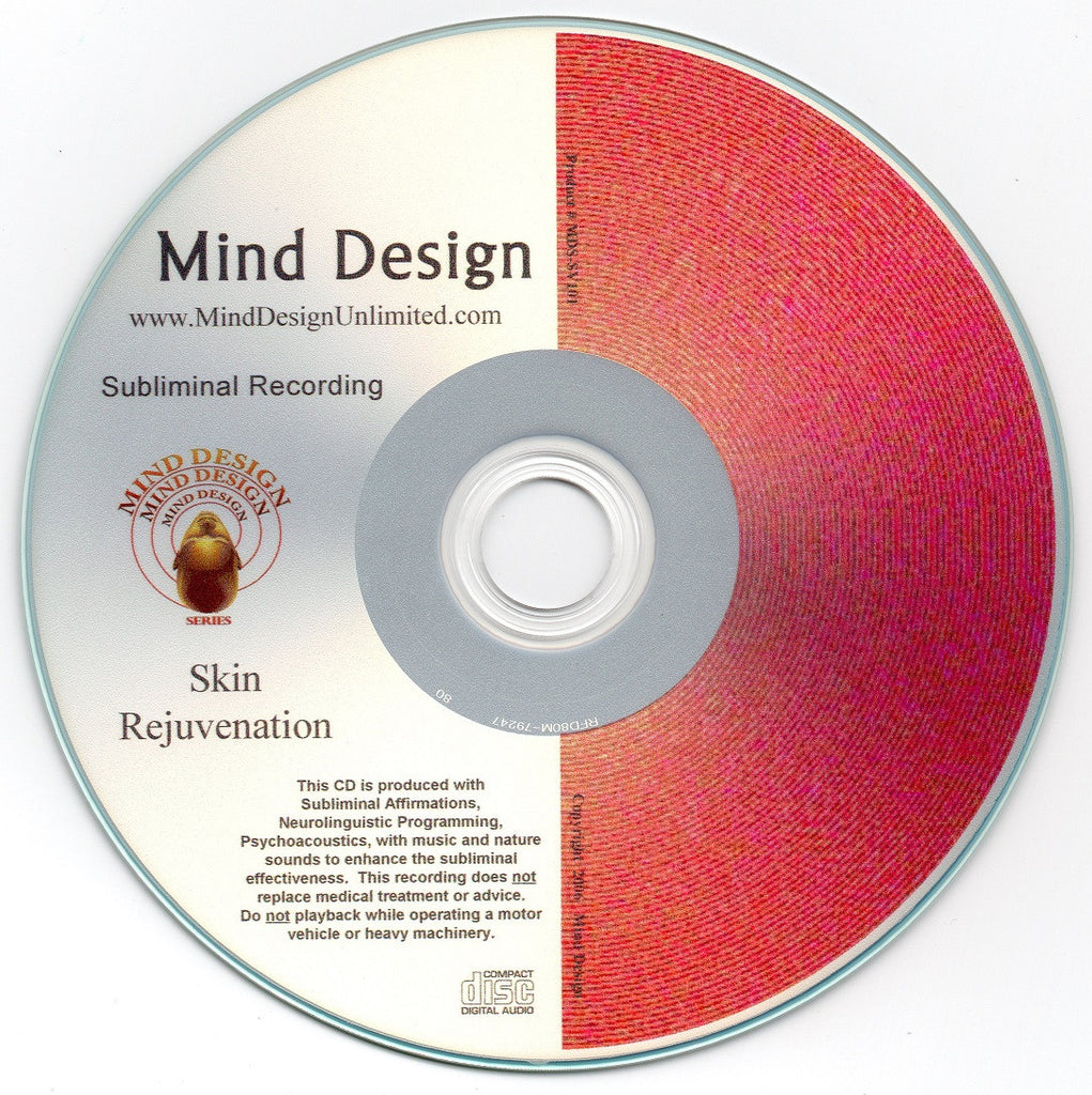 Skin Rejuvenation - Subliminal Audio Program - Repair and Rejuvenate Skin Naturally