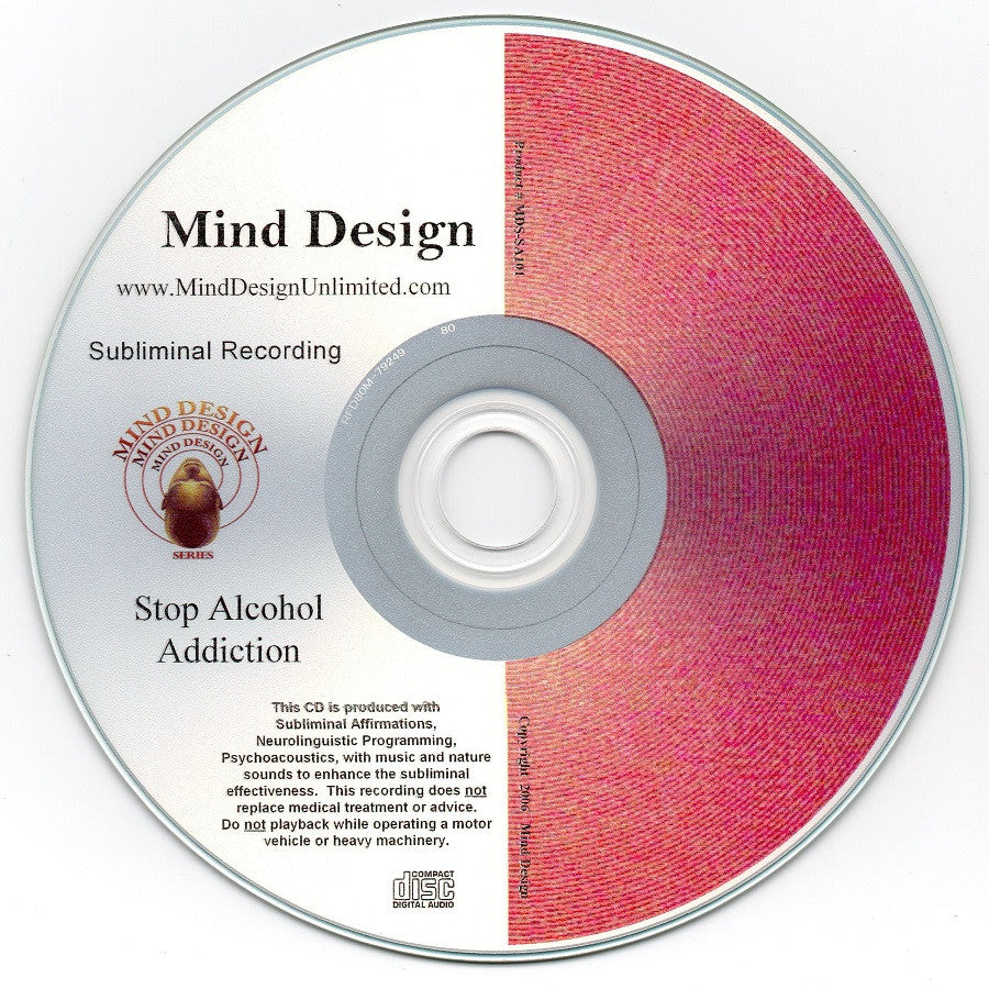 Stop Alcohol Addiction - Subliminal Audio Program - Break the Alcohol Addiction