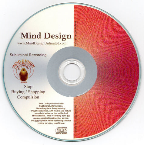 Stop Buying and Shopping Compulsion - Subliminal Audio Program - Reduce Unnecessary Buying and Save More Money