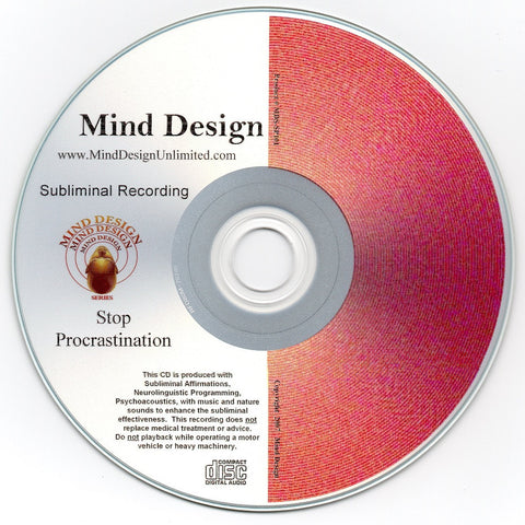 Stop Procrastination - Subliminal Audio Program - Stop Putting Things Off and Become Productive
