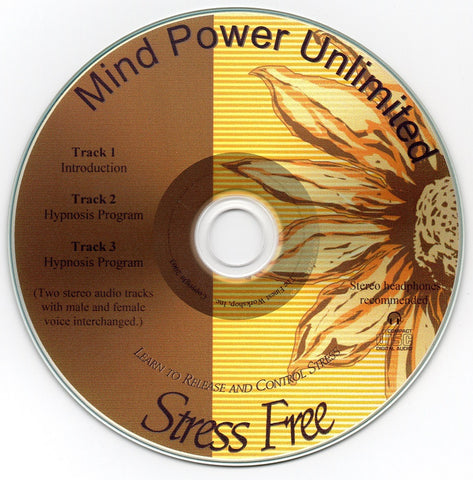 Stress Free - Guided Imagery - Hypnosis Audio Program - Reduce and Control Stress Naturally