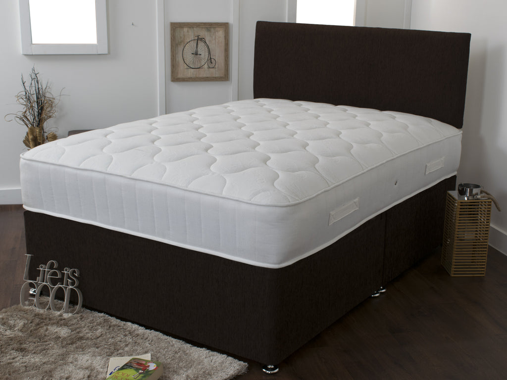 3000 Bamboo Memory Foam Amp Pocket Sprung Mattress Drift