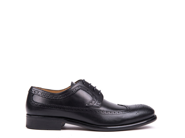 Brogue  // Black Leather