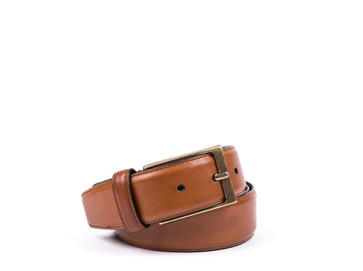 Belt // Camel Leather