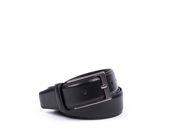 Belt // Black Leather