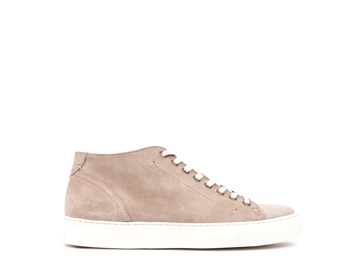 Sneakers // Taupe Suede