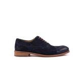 Oxford // Blue Suede