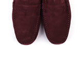 Car Shoes // Croute Bordeaux
