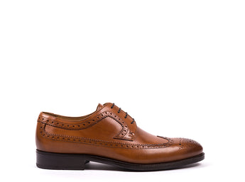 Brogue  // Camel Leather