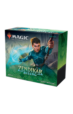 Zendikar Rising Bundle - Pre-order for late October 2020