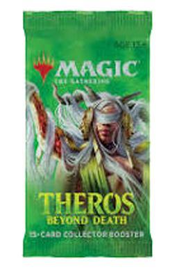 Theros Beyond Death Collector Booster Pack