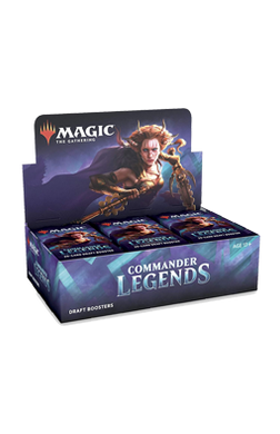 Commander Legends Draft Booster - Pre-order for 20 November 2020