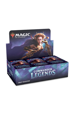 Commander Legends Draft Booster
