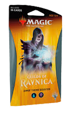 Dimir Guilds of Ravnica Theme Booster