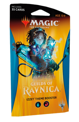 Izzet Guilds of Ravnica Theme Booster