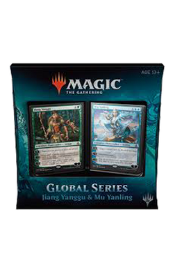Global Series: Jiang Yanggu & Mu Yangling Decks