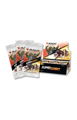 Jumpstart Booster Box - Pre-order for late August 2020