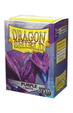 Dragon Shield Non-Glare Matte Card Sleeves